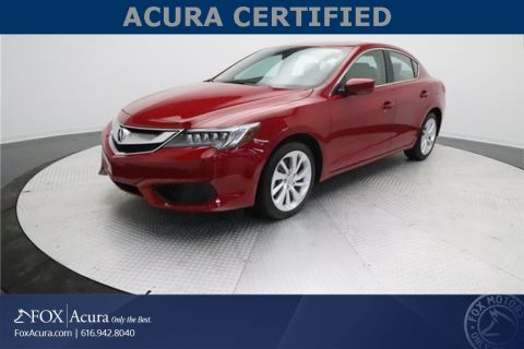 Certified Used Acura ILX Premium Package
