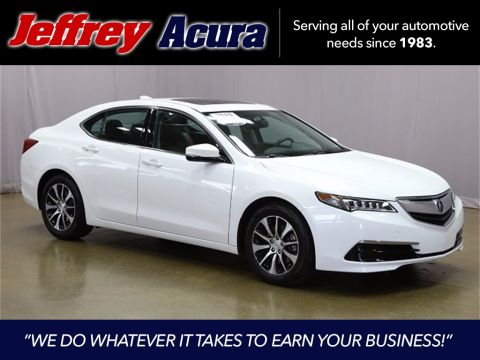 Certified Used Acura TLX 2.4L