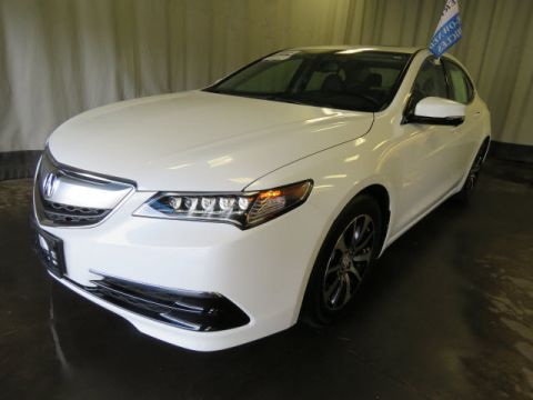 Certified Used Acura TLX 2.4L Base