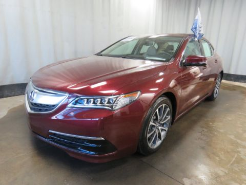 Certified Used Acura TLX V6