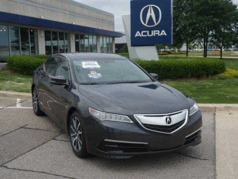 Certified Used Acura TLX V6 w/Tech