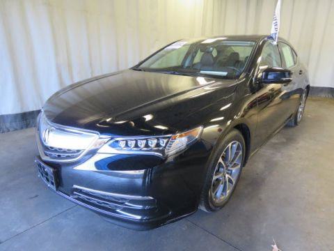 Certified Used Acura TLX 3.5L V6 w/Technology Package