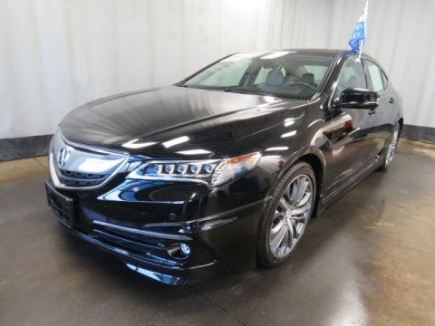 Certified Used Acura TLX 3.5L V6 SH-AWD w/Advance Package