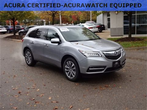 Certified Used Acura MDX 3.5L