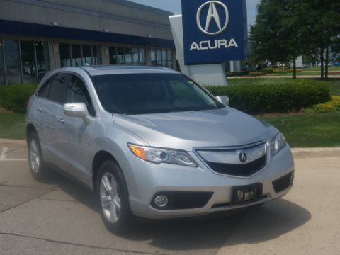 Certified Used Acura RDX w/Tech