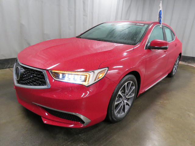 Certified Pre-Owned 2018 Acura TLX 3.5L V6 SH-AWD w/Technology Package