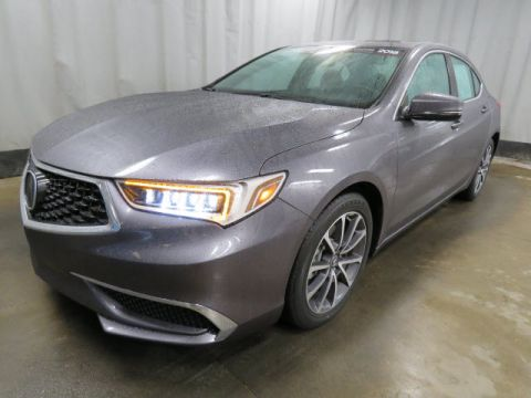 Certified Pre-Owned 2018 Acura TLX V6