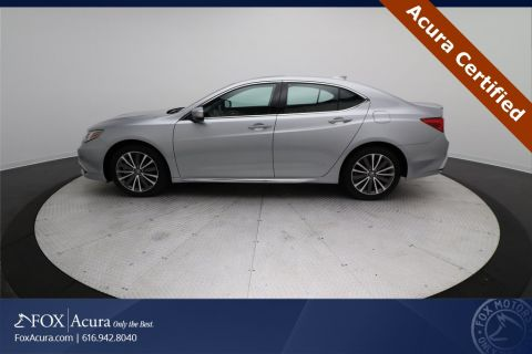 Certified Pre-Owned 2018 Acura TLX 3.5L V6