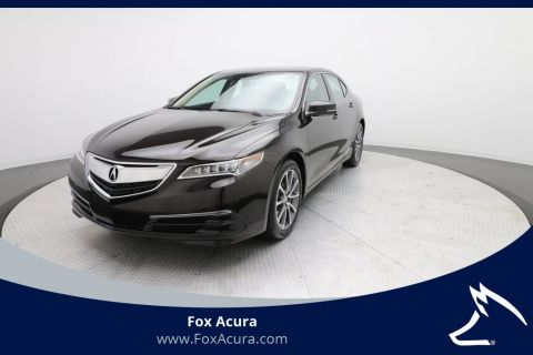 Certified Pre-Owned 2017 Acura TLX 3.5L V6