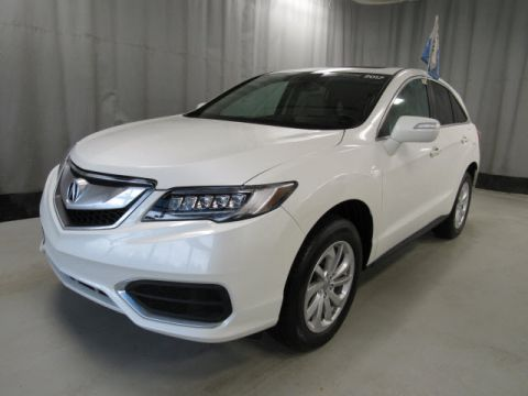 Certified Pre-Owned 2017 Acura RDX Base AWD