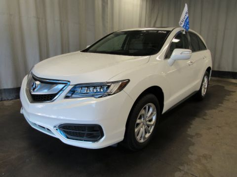 Certified Pre-Owned 2016 Acura RDX Base AWD