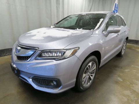 Certified Pre-Owned 2016 Acura RDX Base AWD w/Advance Package
