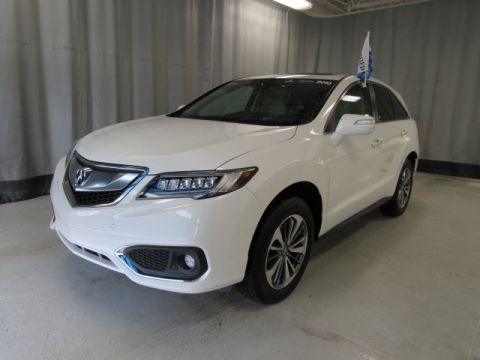 Certified Pre-Owned 2016 Acura RDX AWD w/Advance Package